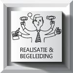 Onze werkwijze 5 Realisatie & begeleiding